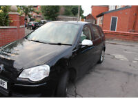 volkswagen polo bluemotion car for sale £2150