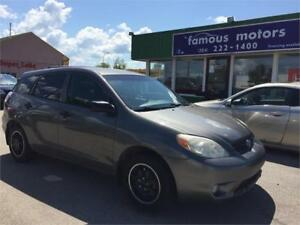 2007 Toyota Matrix XR Clean Title! Brand New Safety! LOCAL CAR!