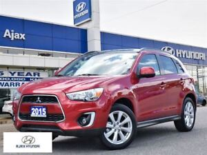2015 Mitsubishi RVR GT Navigation Leather panoramic roof