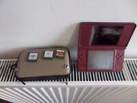 Nintendo DSI XL Wine Red