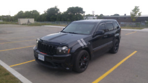 Jeep Grand Cherokee SRT8 upgraded 420+HP