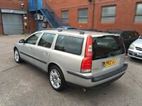 2003 Volvo V70 Diesel Good Condition with service history and mot