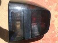 Vw is polo rear light set