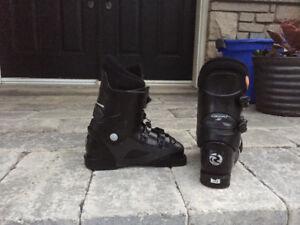 Kids Rossignol Comp Boots