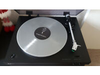 Pioneer PL-30 Black Full Automatic Stereo Turntable - Record Player