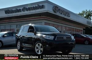 2010 Toyota Highlander LIMITED LEATHER, ROOF, JBL