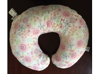 Boppy Nursing pillow nearly New
