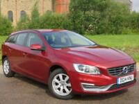 2014 14 VOLVO V60 1.6 D2 BUSINESS EDITION 5D AUTO 113 BHP DIESEL
