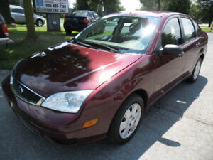 2007 Ford FOCUS ZX4***(Holy COW only 111K)Certified + FREE 6M