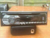 Pioneer Face Off Car/Van Stereo Cd Player With usb and aux