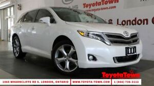 2013 Toyota Venza V6 AWD TOURING LEATHER & NAVIGATION