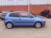 2006 Volkswagen Polo 1,2 litre 3dr