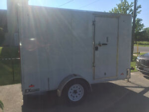 Low use utility trailer.