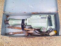 Electric Breaker 110v 2 chissel