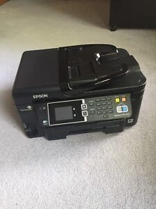 Epson 3620 For Parts or Repair (Epson 3640 & 4640)