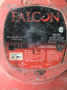 Miller Falcon Self Retracting Lifeline