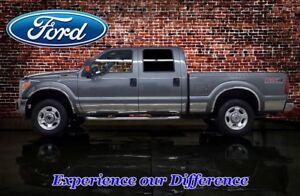 2013 Ford F-250 CREW CAB XLT 4X4 FX4