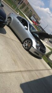 CHEAPEST Infiniti g35 coupe 6MT  FIRM PRICE