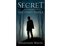 The Secret on the Second Shelf - fantasy adventure for ages 9+
