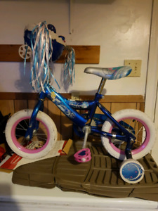 Disney Princess Cinderella Bike