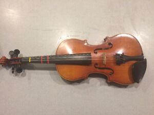 Suzuki Violin 1/8