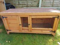 Rabbit/Guinea Pig Hutch £25