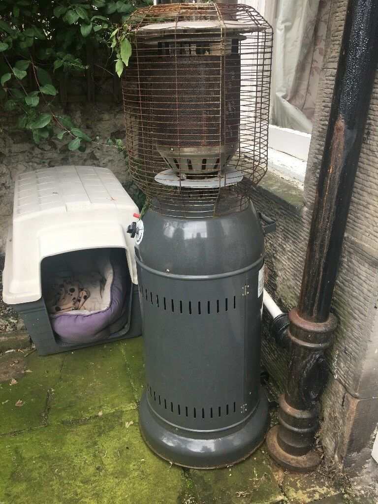 6af500675e5 Outdoor gas heater hardly used