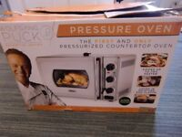 Wolfgang Puck counter top Pressure Oven - brand new