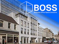 Office Space to Let Aberdeen City Centre | Serviced Offices for Rent (AB11) | IT Support