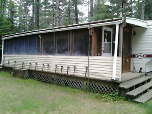 1986 Northlander Supreme Trailer - lot reserved in park!