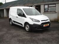 FORD TRANSIT CONNECT 1.6 200 P/V 1d 94 BHP (white) 2014