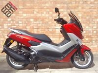 Yamaha Nmax 125 (66 REG) Perfect condition, only 1583 miles!