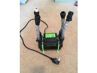 Salamander CT50 XTRA 1.5 bar twin boost pump