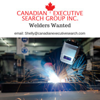PRODUCTION WELDER – STARTING AT $22.00/hour+