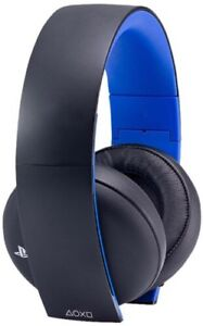 PlayStation 4 Gold Wireless Headset Edition