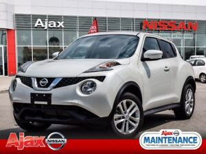 2017 Nissan Juke SV*AWD*Only 1518 kms
