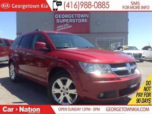 2009 Dodge Journey R/T AWD | LEATHER | ROOF | BACK UP CAM |