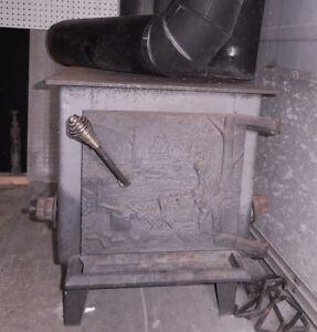 Poêle à bois homologué Drolet le Scieur II