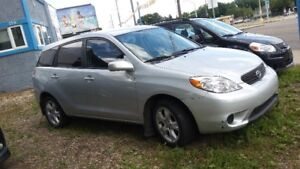 2008 Toyota Matrix XR Hatchback ANOTHER SMOKING DEAL