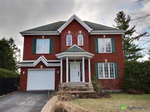 507 000$ - Maison 2 étages à vendre à Blainville