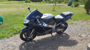 For sale or trade 2003 Suzuki GSXR 600
