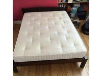 Kingsize mattress from Warren Evans, great condition