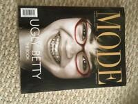 Ugly Betty book