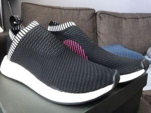 Adidas NMD CS2 City Sock 2 Black Pink size 9.5 + 12 ultra boost