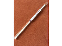 EXTENDABLE TENSION ROD-WHITE 60-100cms-NEW