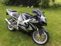 Suzuki GSXR750 K1 Injection