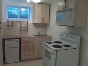 Clean, renovated, great location!