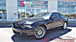 2013 Ford Mustang 2013**V6**CUIR**BANC CHAUFFANT** limited time