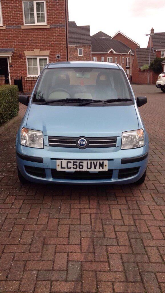 2006 56 Fiat Panda 1.2 Dynamic 5dr, full service history and low mileage