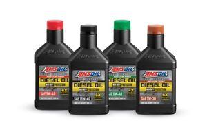 Max-Duty Synthetic Diesel Oils, Power Stroke, Duramax & Cummins